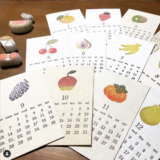 [三島]津久井智子先生から消しゴムハンコを学んでカレンダーを作ろう